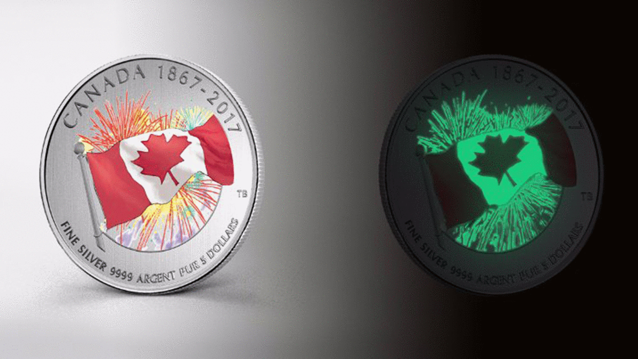 """Canada Releasing All-New """"Canada Day"""" Coin For The Country's 150th Birthday"""
