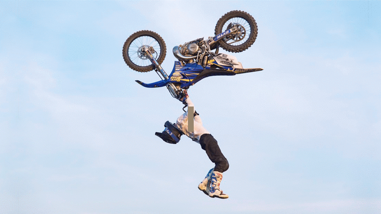Montreal Is Hosting A Free Motocross Event This Month