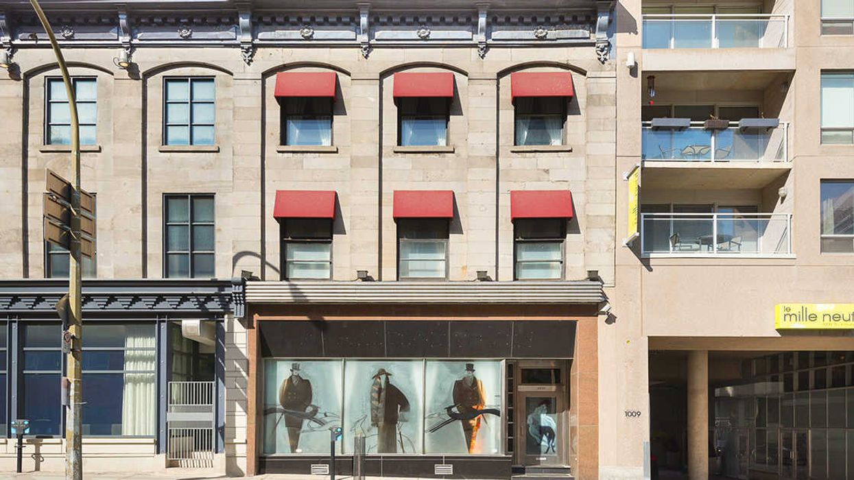 You've Walked Past This Downtown Montreal Condo A Hundred Times And Had No Idea It Was A Secret Palace