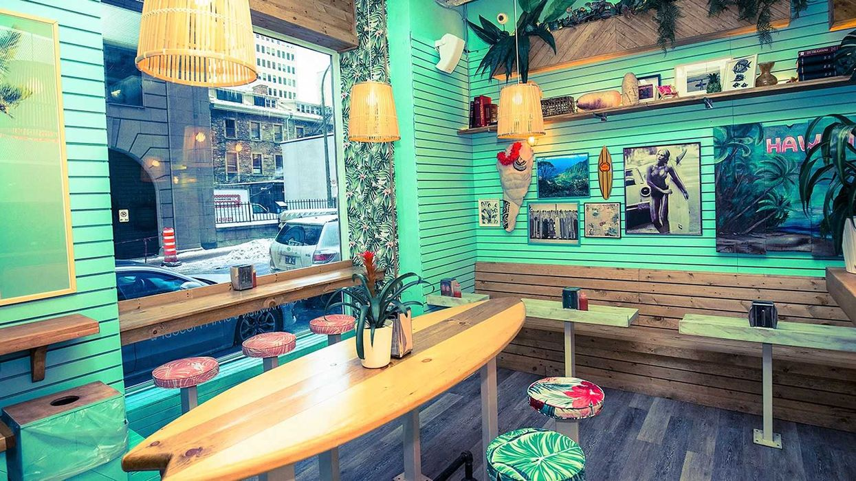18 Themed Restaurants In Montreal You Have To Try That Are Out Of The Normal