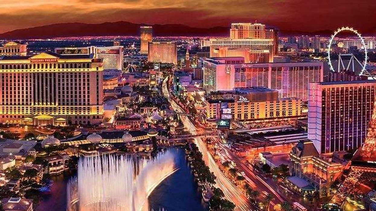 Why Las Vegas Should Be Your Next Travel Destination - And It's Not Why You Think