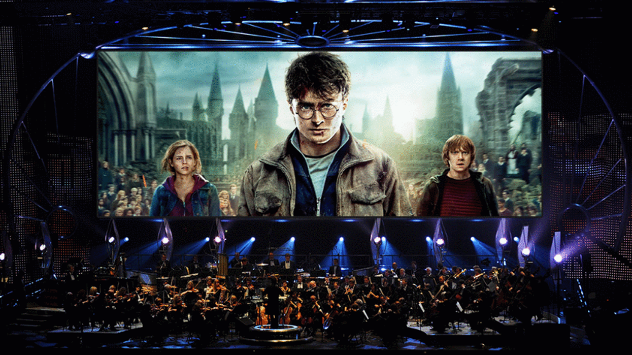 "Montreal Is Hosting A Massive ""Harry Potter"" Live Concert"