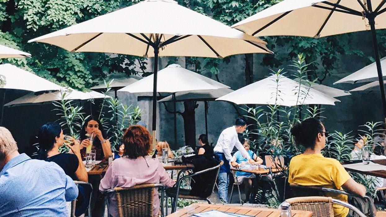 The One Terrasse In Montreal We Really Don't Want To Tell You About