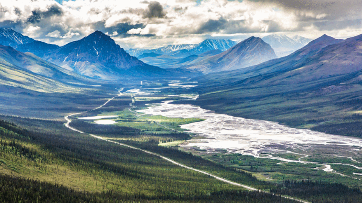 Canada Is Building An Arctic Highway