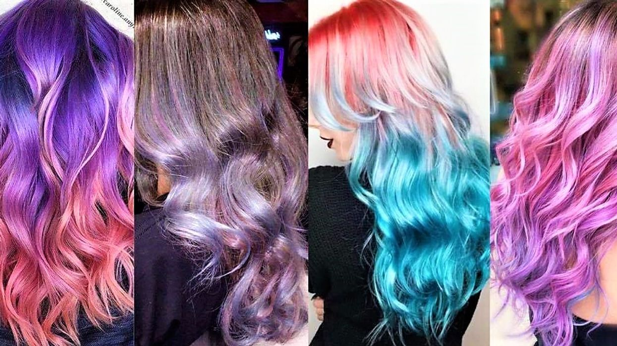 You Can Now Get Unicorn Hair At This Montreal Salon