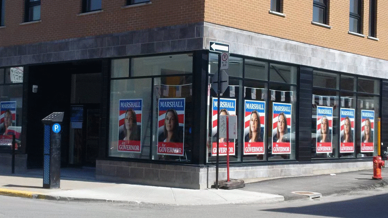 Montreal's Saint-Henri Neighbourhood Transformed Into Hollywood Movie Set