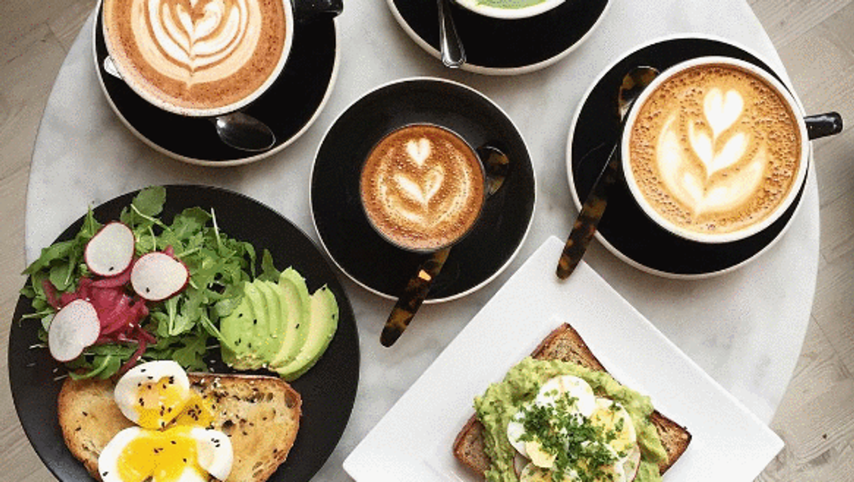 """An """"Avocado Cafe"""" Now Exists And It's Straight-Up What Dreams Are Made Of (15 Photos)"""