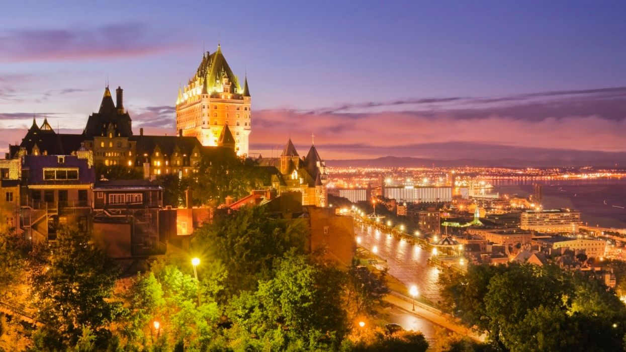 16 Reasons To Visit  Quebec City If You Haven't Already