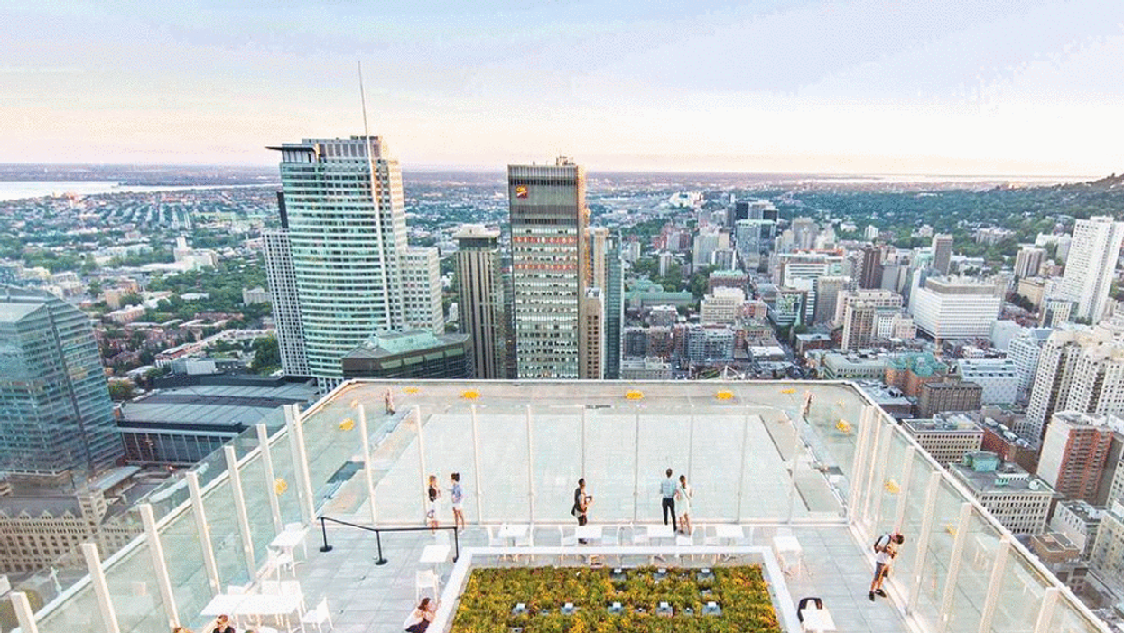 Montreal's Observatory Will Be Free Next Week