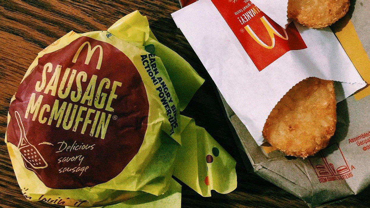 A List Of Every McDonald's In Quebec That Now Sells All-Day Breakfast