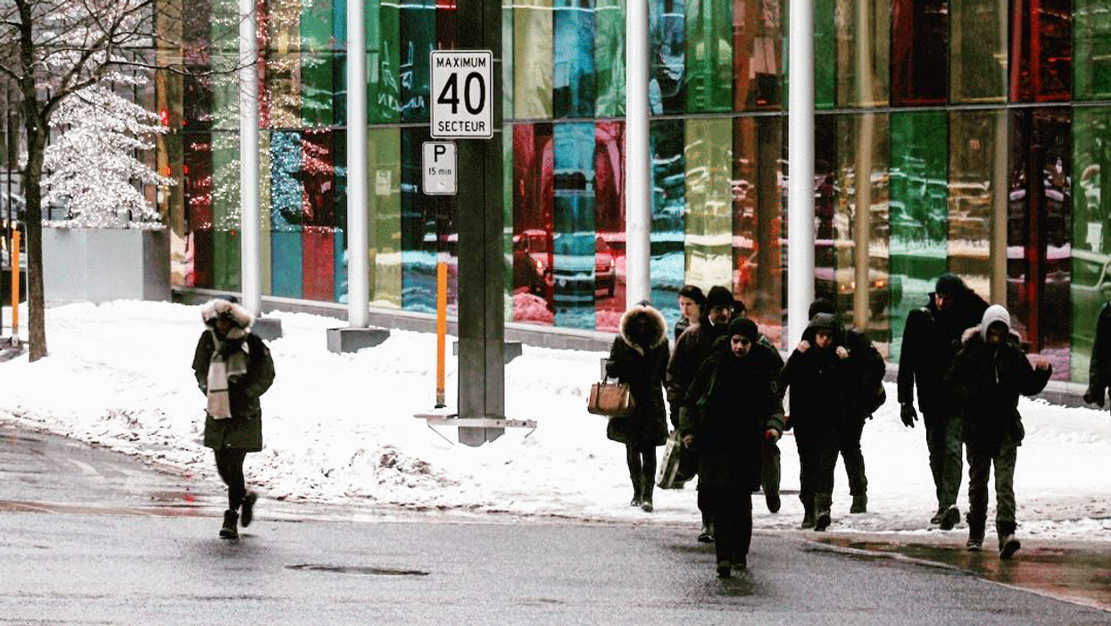 Why Next Monday Is Going To Be The MOST Depressing Day Of The Year In Montreal