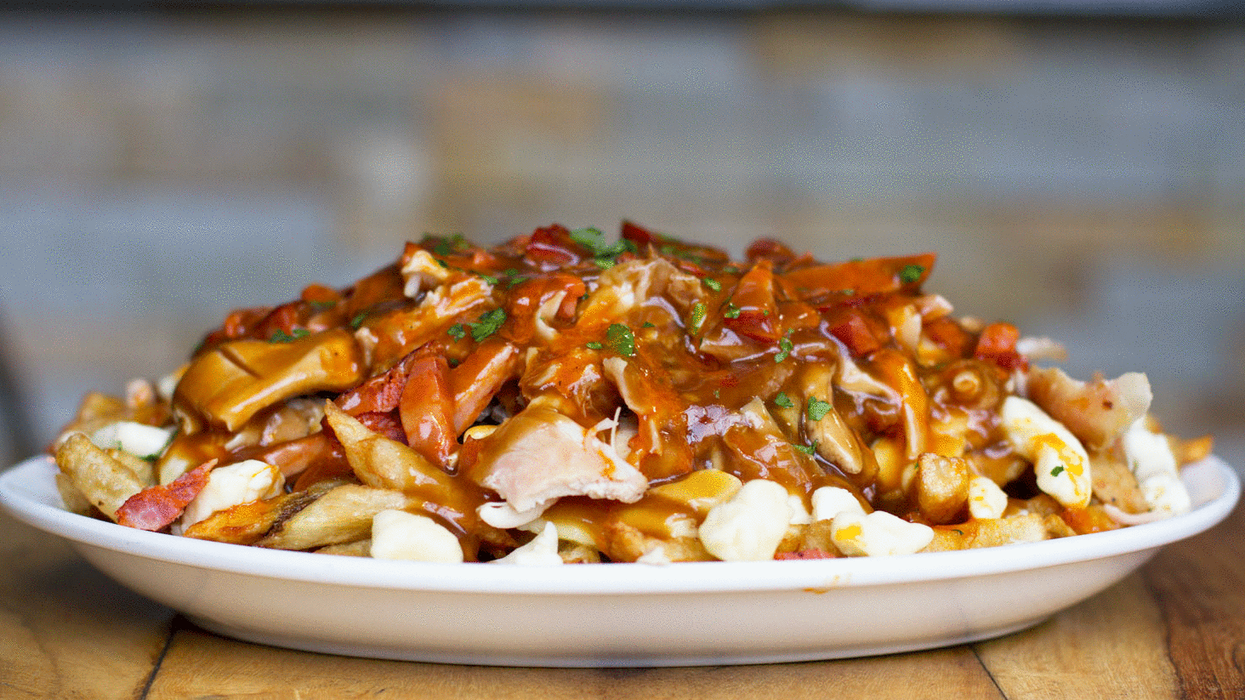50 Poutines To Eat At Montreal's Winter Poutine Festival 2017
