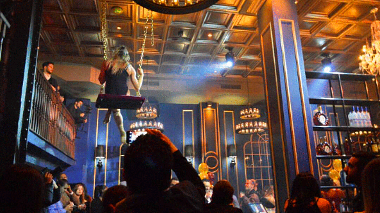 """Montreal's """"Great Gatsby"""" Theme Bar Is Impressive, Most Impressive (21 Photos)"""