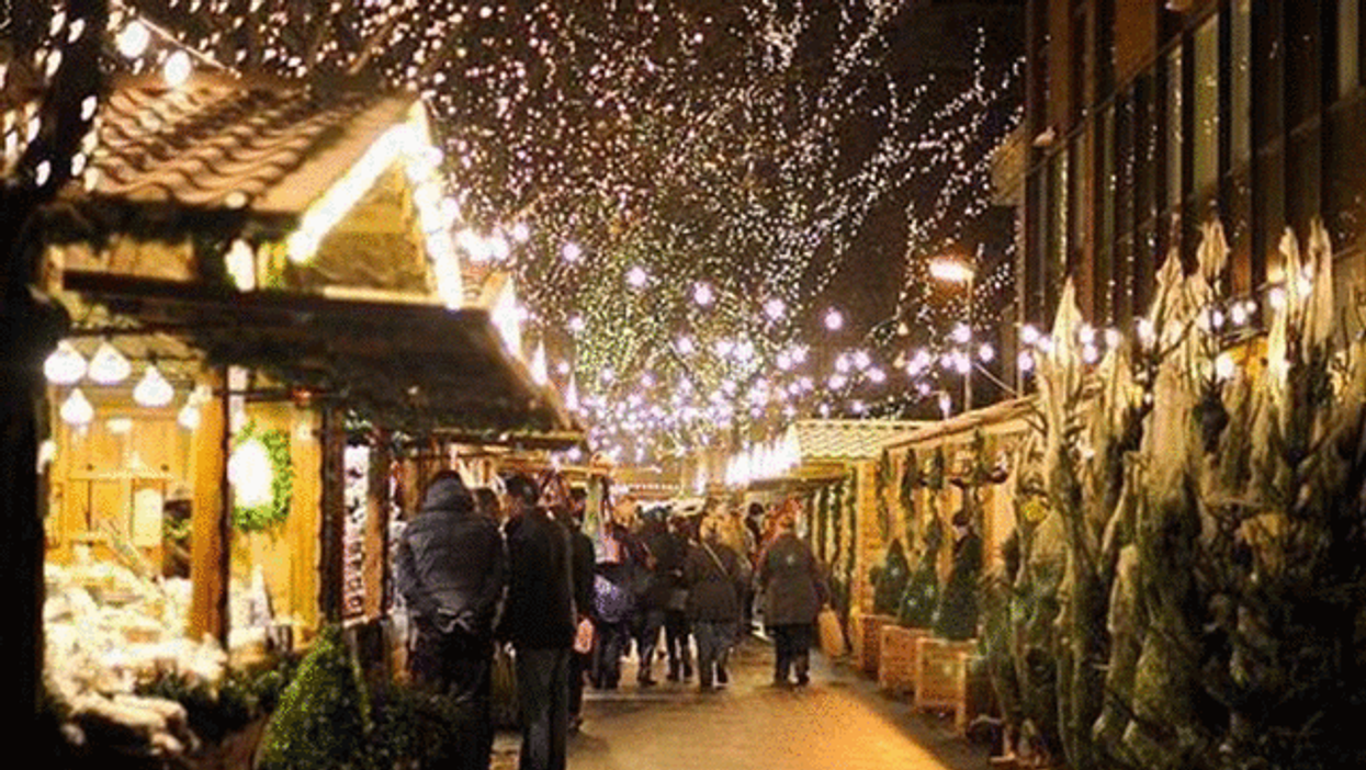 8 Christmas Villages And Events To Hit Up In Quebec For The Holidays
