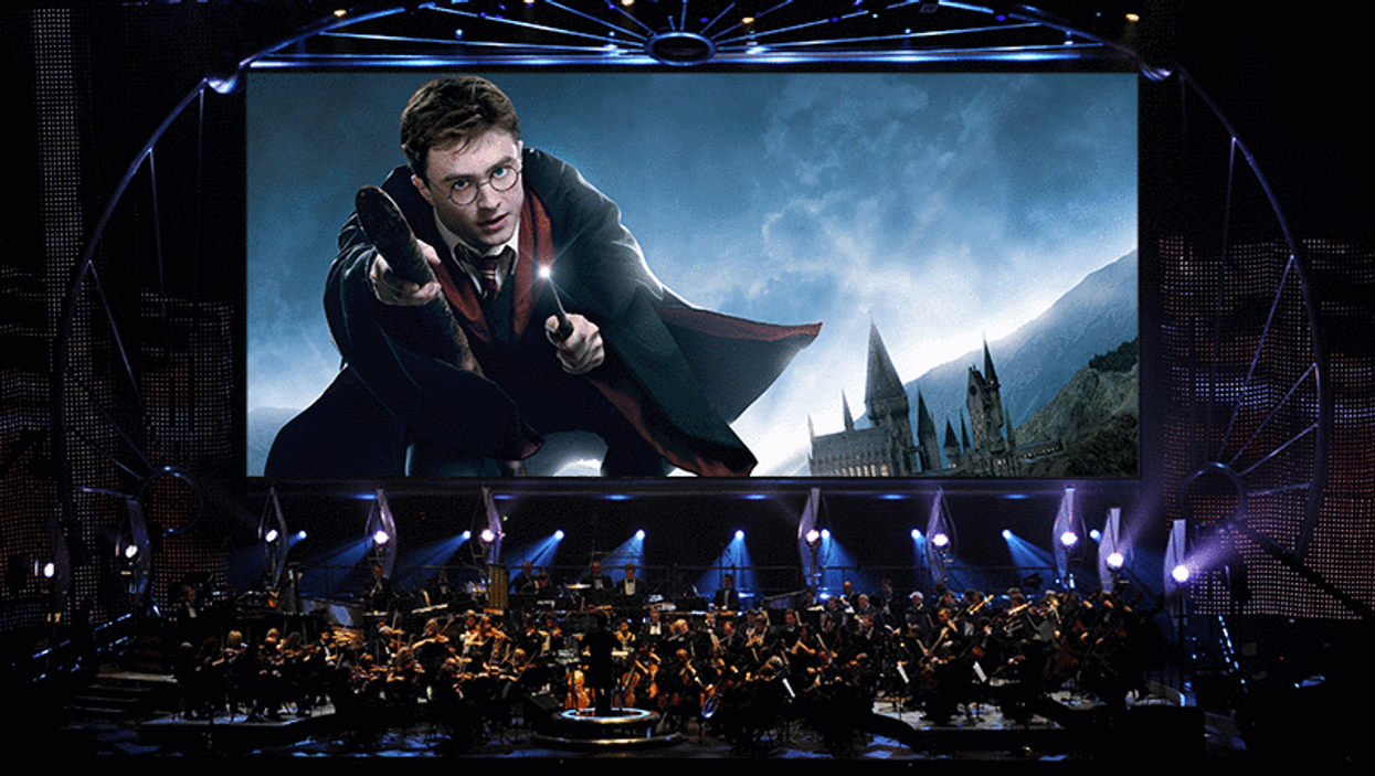 A Huge Harry Potter Concert Is Coming To Canada