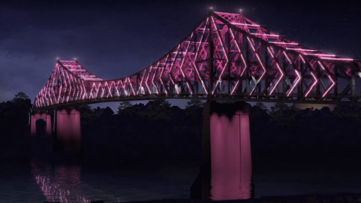 """Everything You Need To Know About Montreal's """"All-New"""" $40,000,000 Jacques Cartier Bridge"""