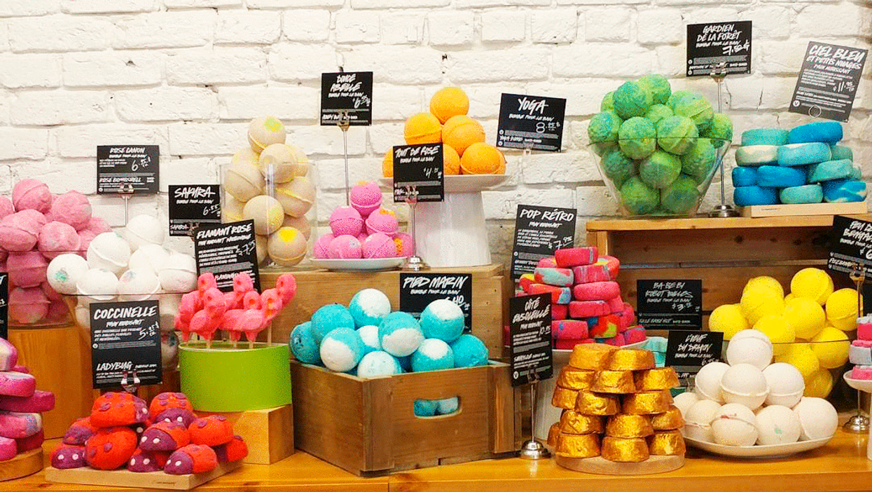 12 Things Every Good Boyfriend Needs To Know About LUSH