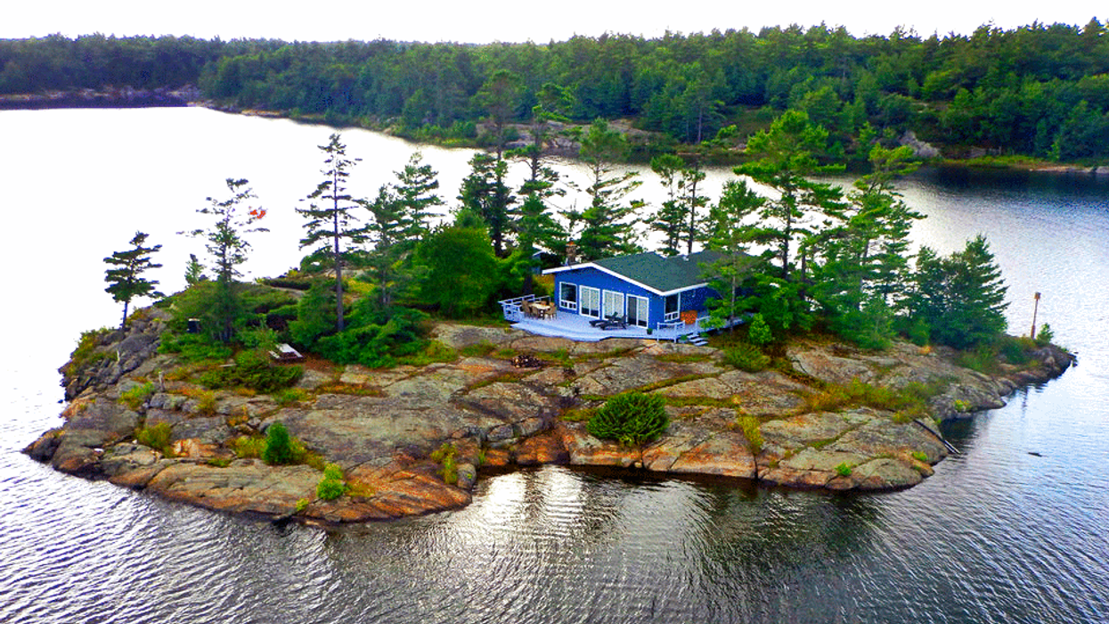 9 Insane Private Islands You Can Rent With Your Friends In Ontario For Super Cheap