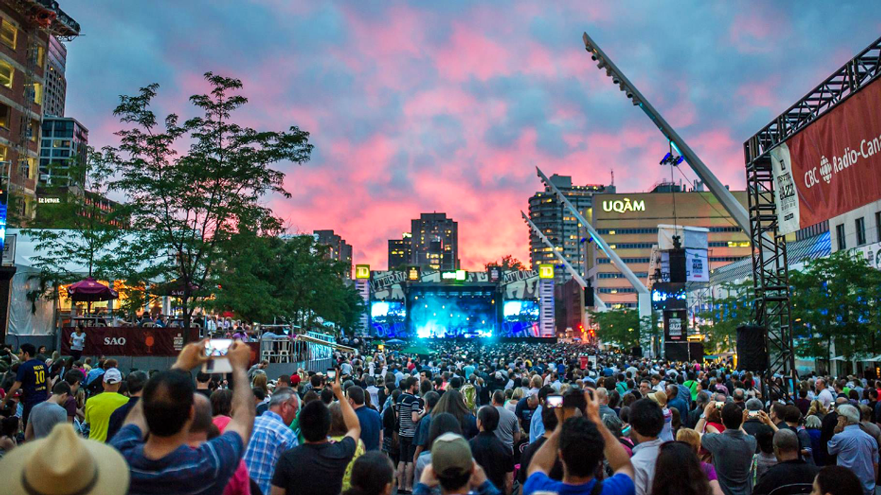 50 Free Shows You Can See At Montreal's Jazzfest 2016
