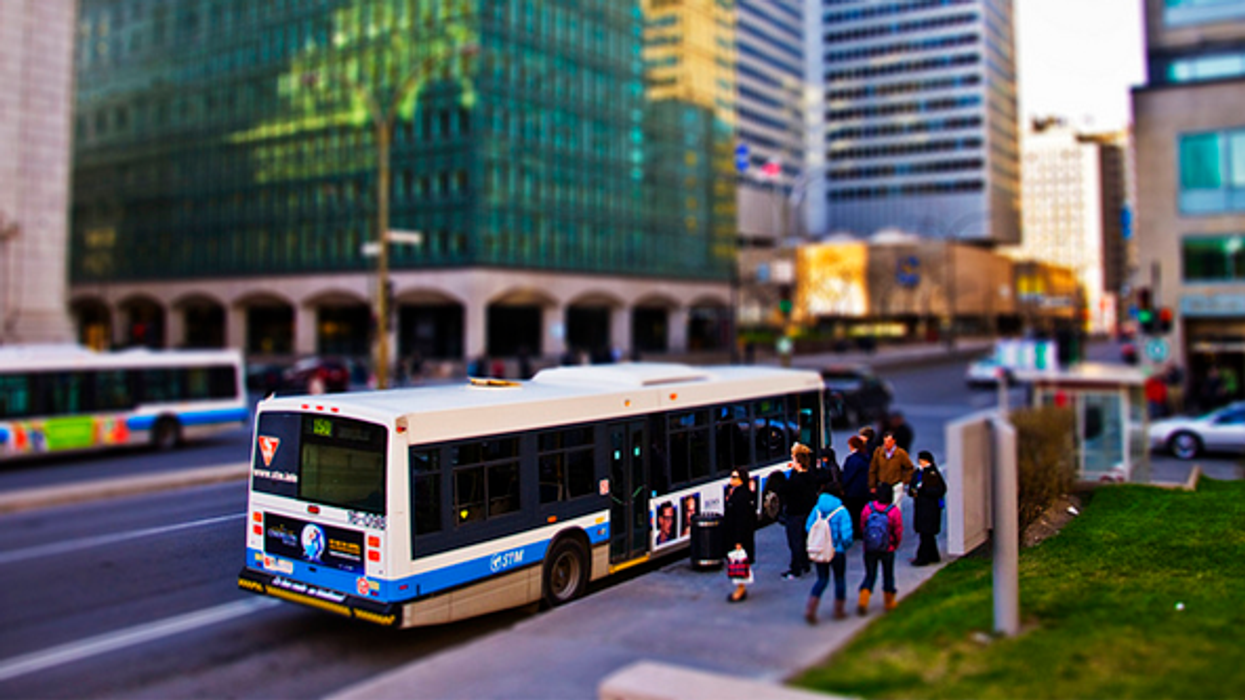The City Of Montreal Is Planning On Making The STM Free For Everyone