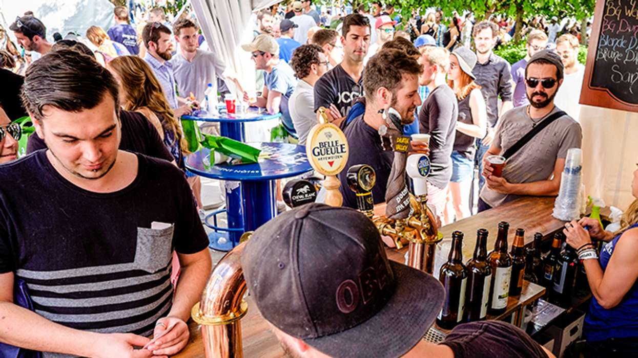 20 Beers From Around The World You Should Drink At Montreal's Mondial De La Bière 2016