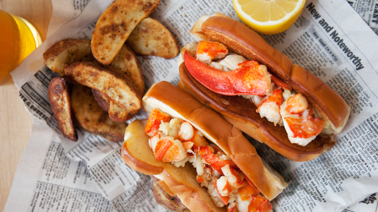 11 Great Montreal Spots To Take A Date If They Love Lobster