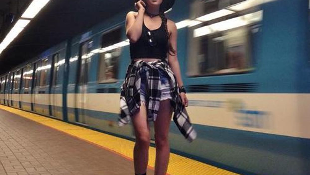 As A Woman, I'm Terrified To Take The Montreal Metro At Night