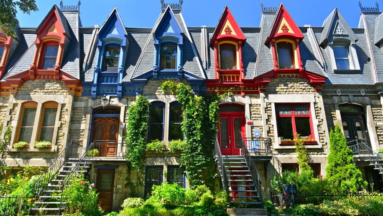 When It Comes To Apartments In Montreal, THIS Is Why They All Look The Same