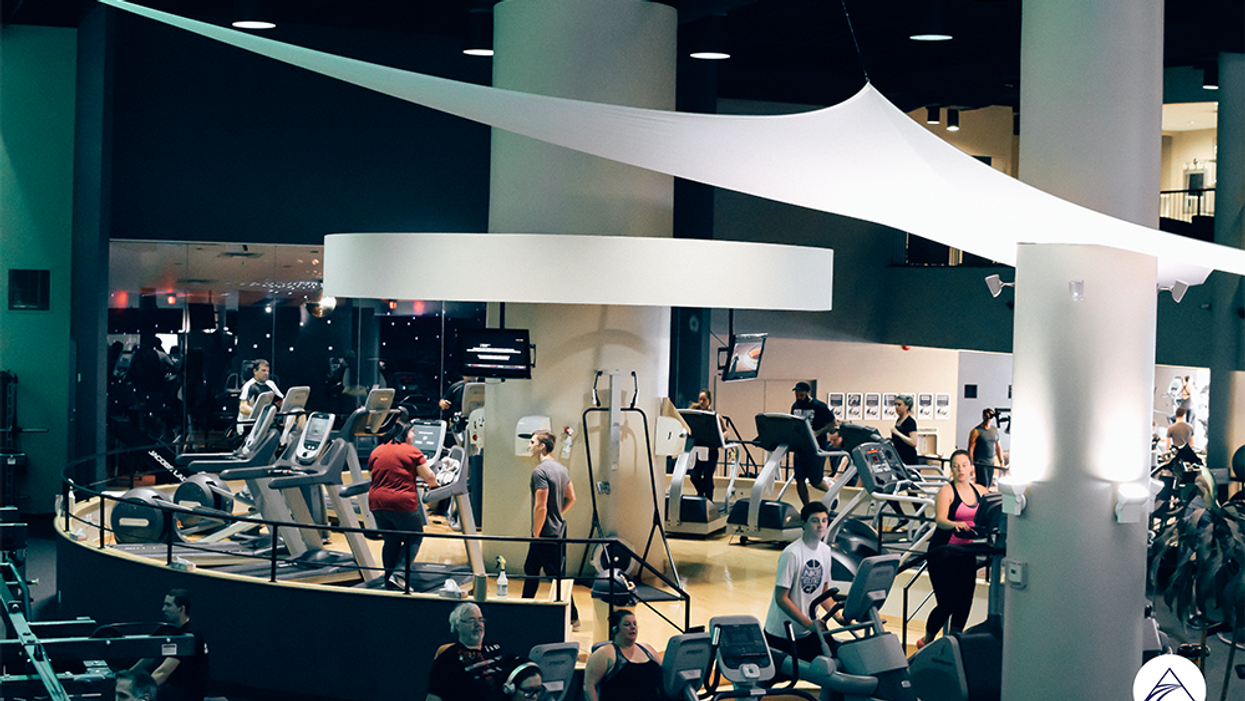The West-Island Gym That Does Everything…Yes EVERYTHING!