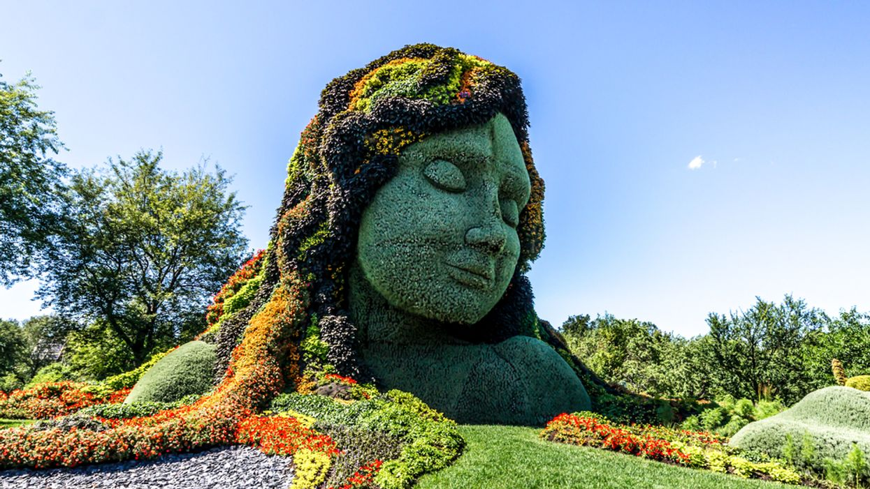 8 Things To Do At Montreal's Botanical Garden This Summer
