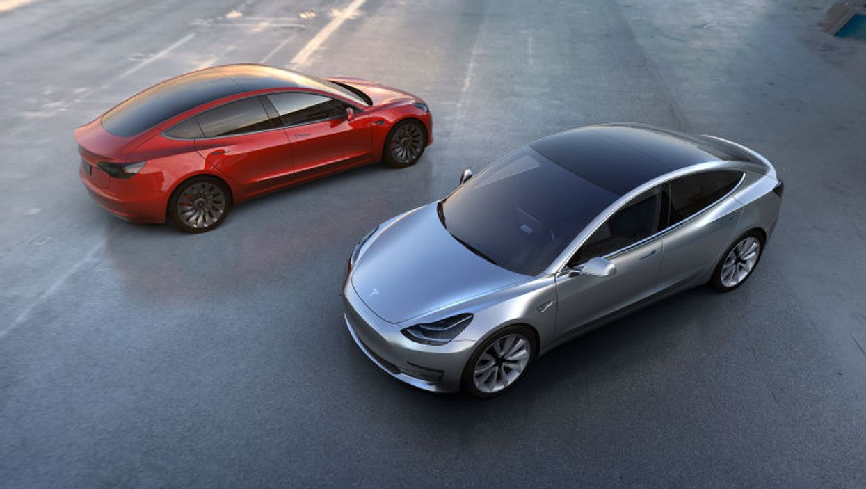 The All-New $45,000 Tesla Model 3: Everything You Need To Know About It