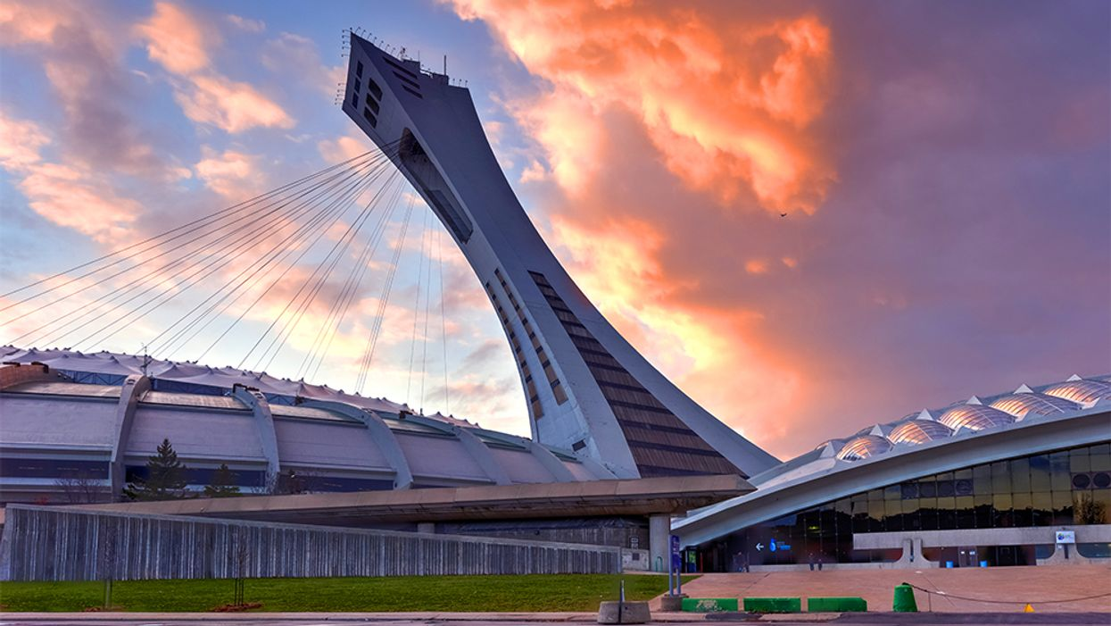 You Can Now Rent A Room At The Top Of Montreal's Olympic Tower