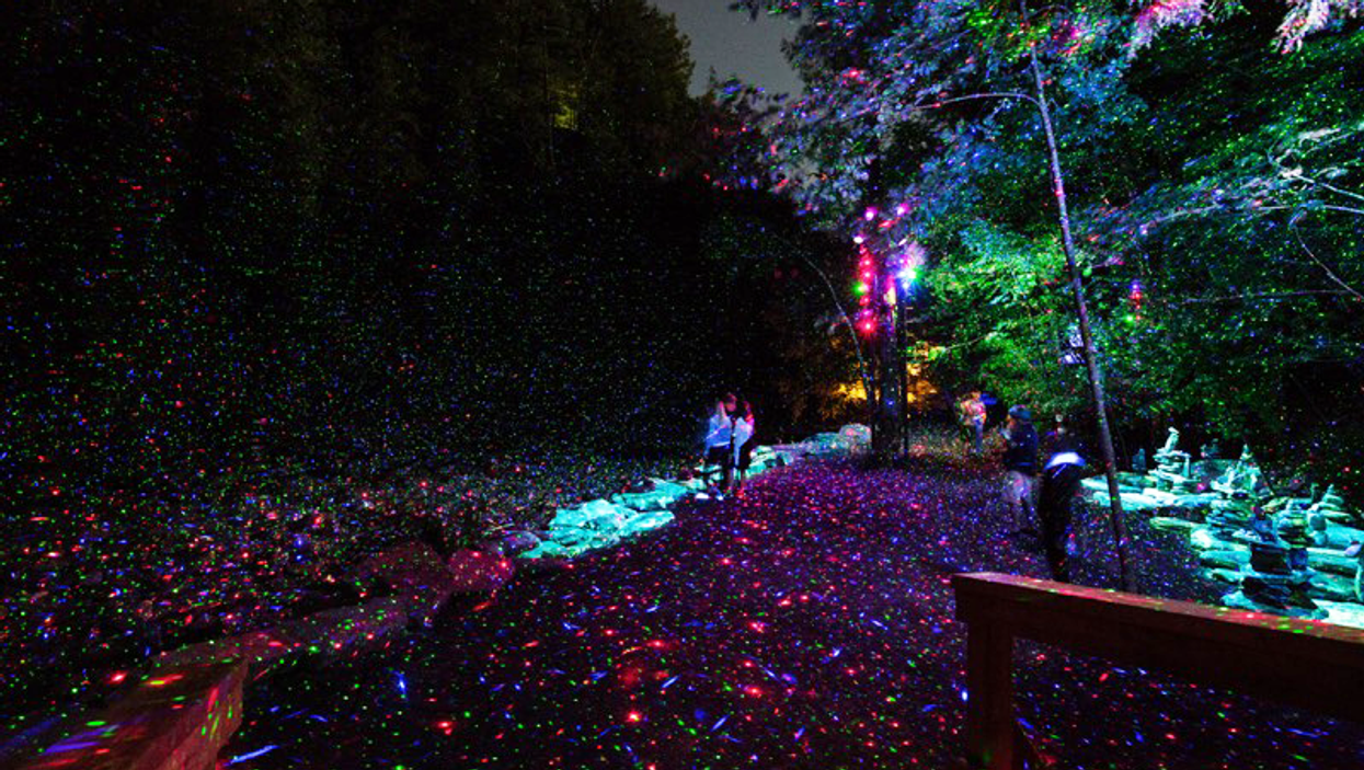 """Quebec's Only """"Enchanted Forest"""" You Must Road Trip To At Least Once In Your Life"""