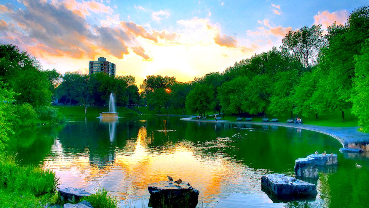 10 Things You Never Knew About Montreal's Parc La Fontaine