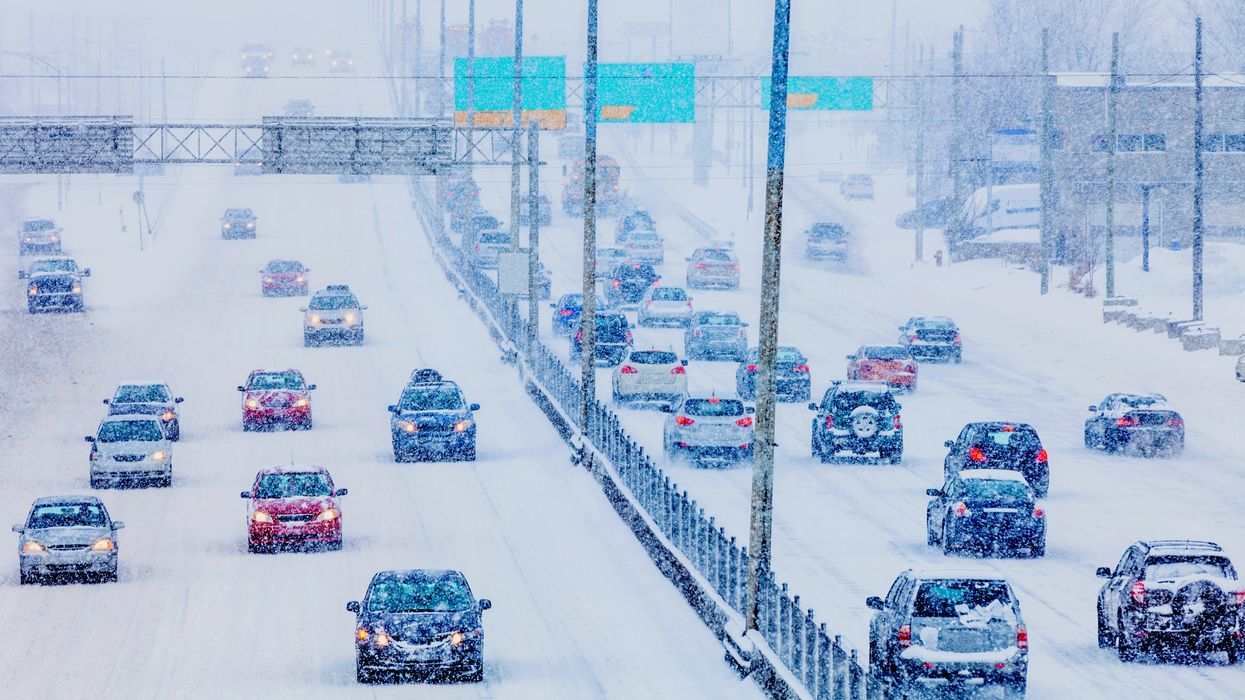 Warning: Montreal Will Be Hit With A Major Snow Storm