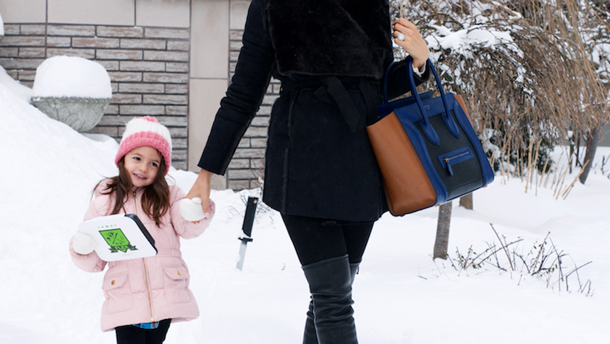 This Fit Montreal Mother Proves You Can Have It All
