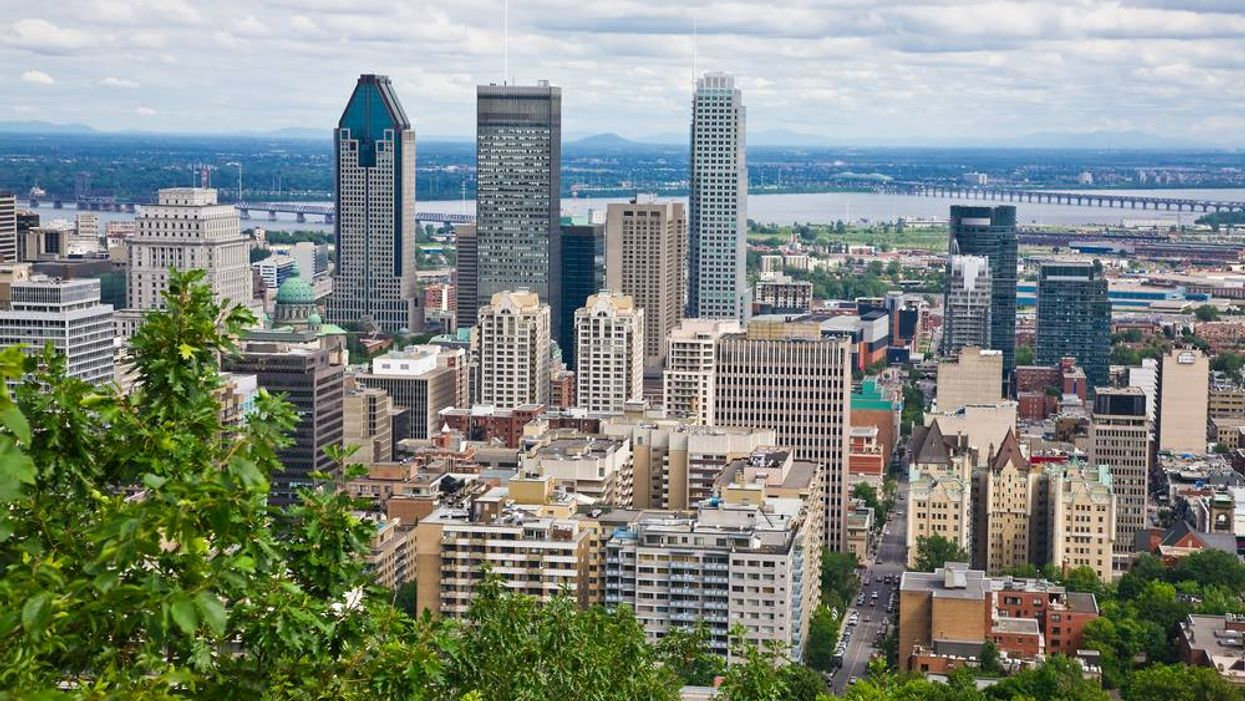 Montreal Ranked #2 City Most Likely To Get Hit By A Major Earthquake In Canada
