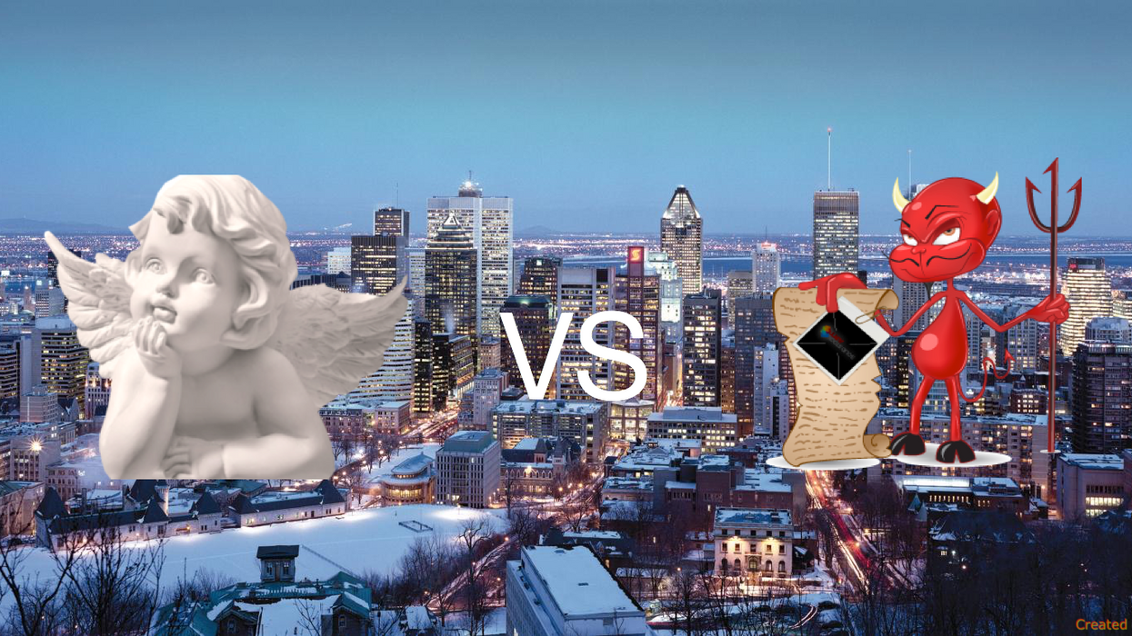QUIZ: Are You An Angel Or An Evil Montrealer?