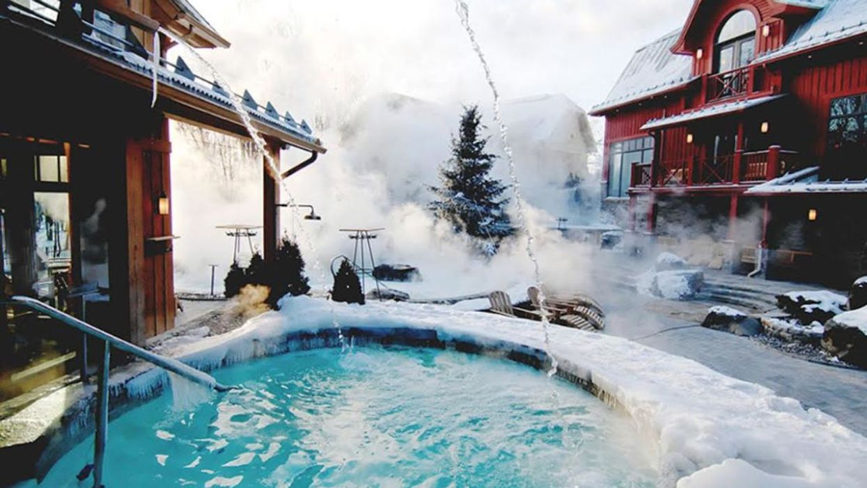Best Winter Spas Close To Montreal