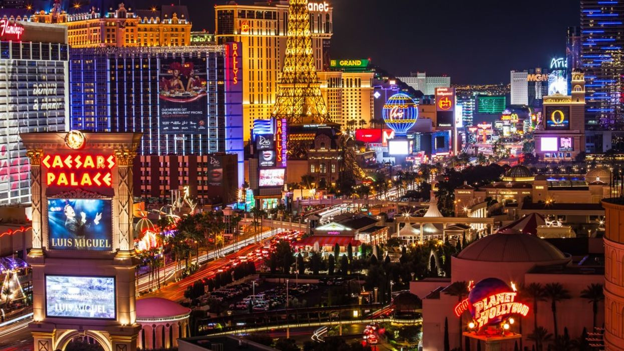 10 Reasons Why You Should Go To Las Vegas At Least Once Before You Die