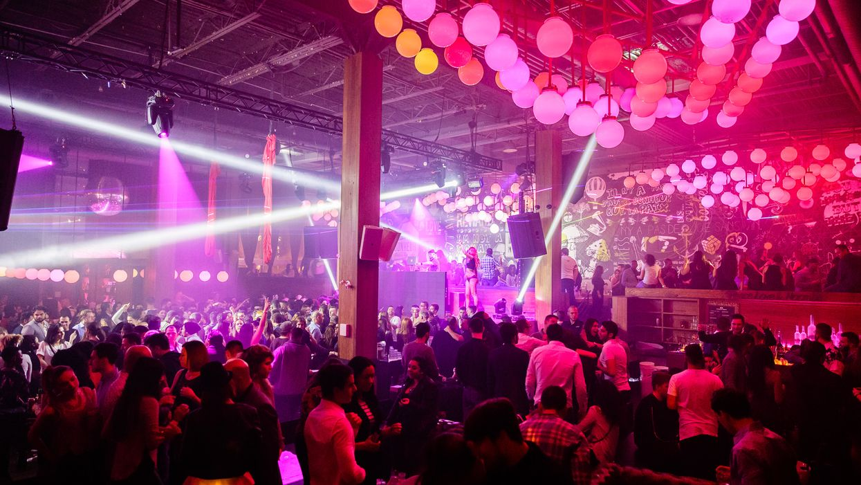 Laval's Moomba Theatre Will Have Snow And Fireworks For New Year's Eve