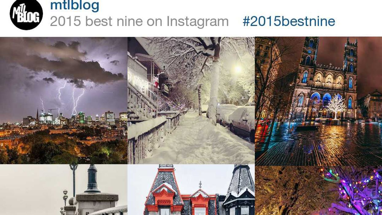 This Website Shows You Your Best 9 Instagram Pictures Of 2015
