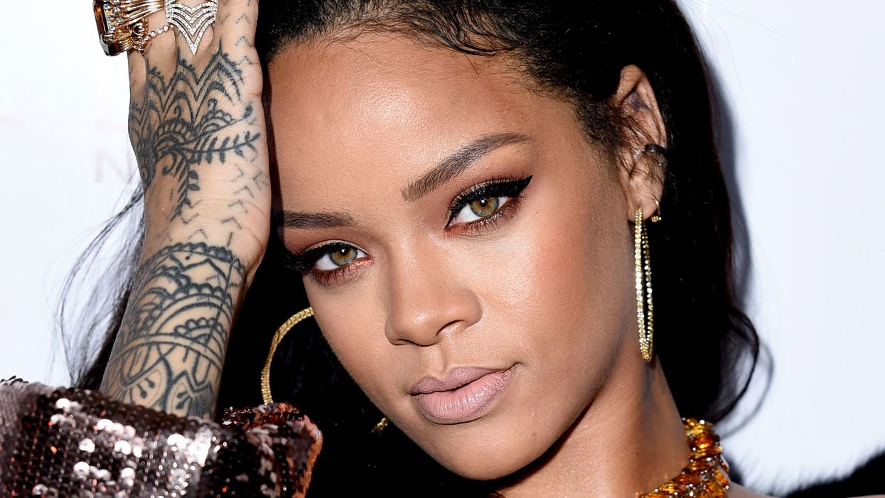 Rihanna Is Coming To Montreal