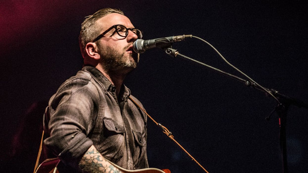 It's Official, City And Colour To Perform In Montreal