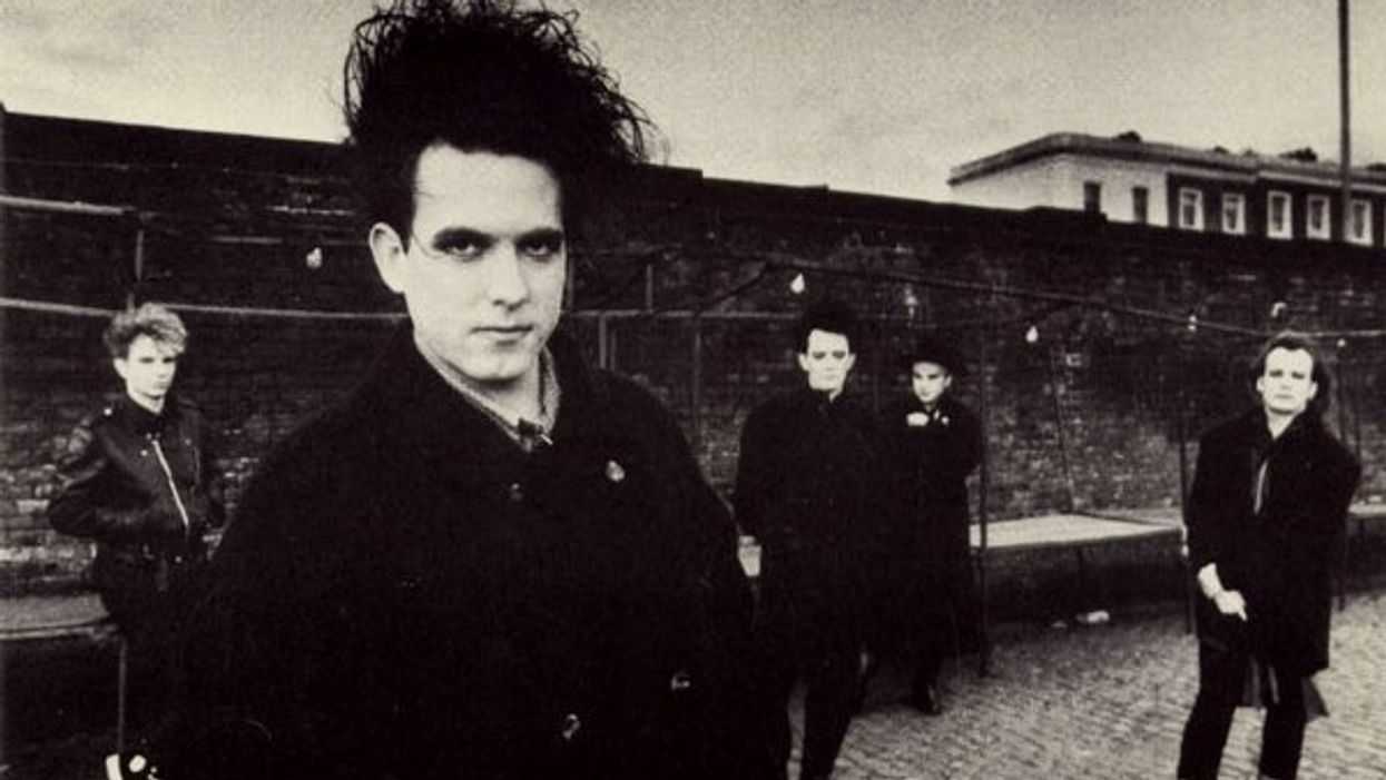 It's Official, The Cure Will Be Performing In Montreal