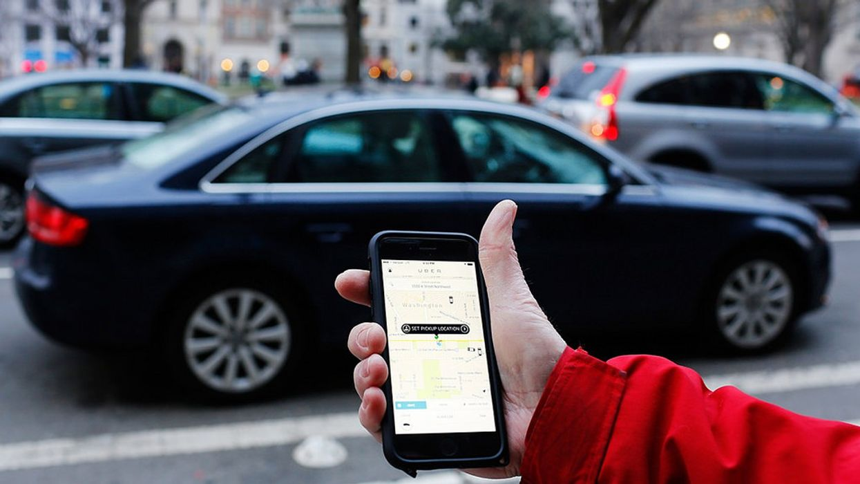 How Often Montrealers Use Uber Will Seriously Surprise You