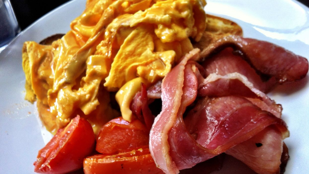 9 Breakfast Foods That Will Keep You Full All Day