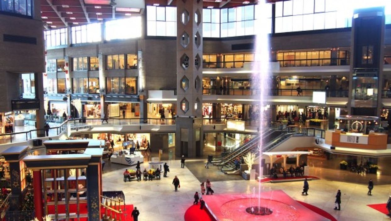 Complexe Desjardins Is Turning Into A Christmas Kingdom This Winter