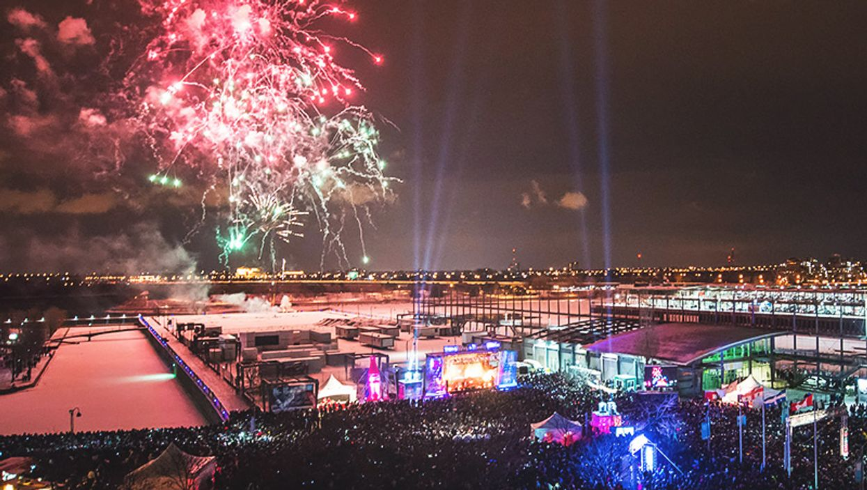 Where You Can Party In Montreal This New Year's Eve With Denis Coderre