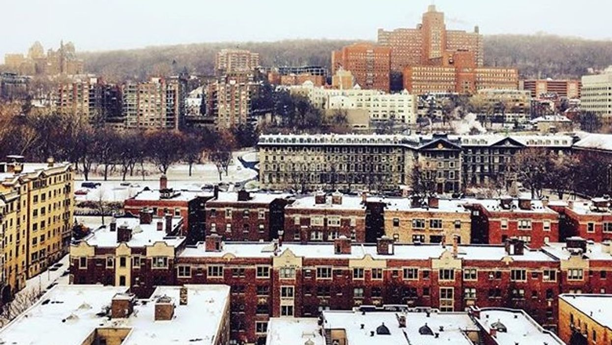 13 Thoughts Every Montrealer Has After Seeing The First Snowfall